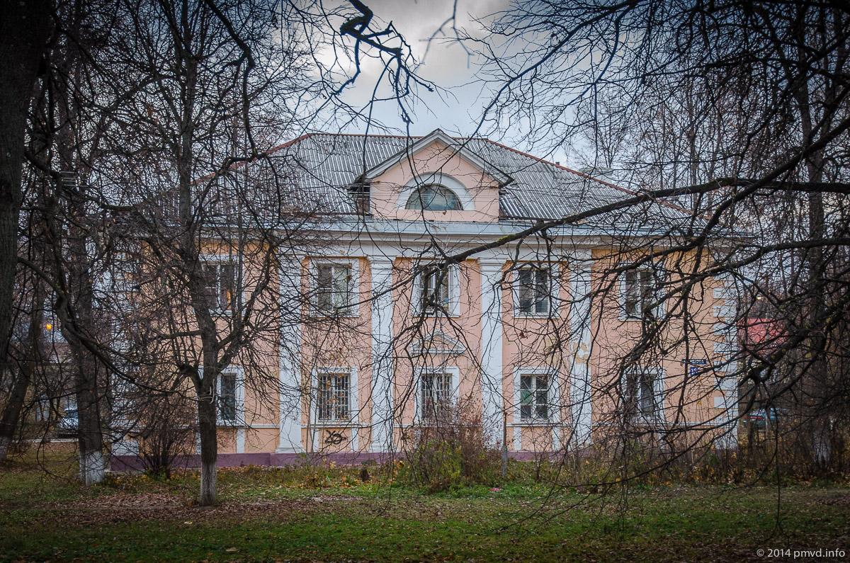 Сталинки в городе Чехов