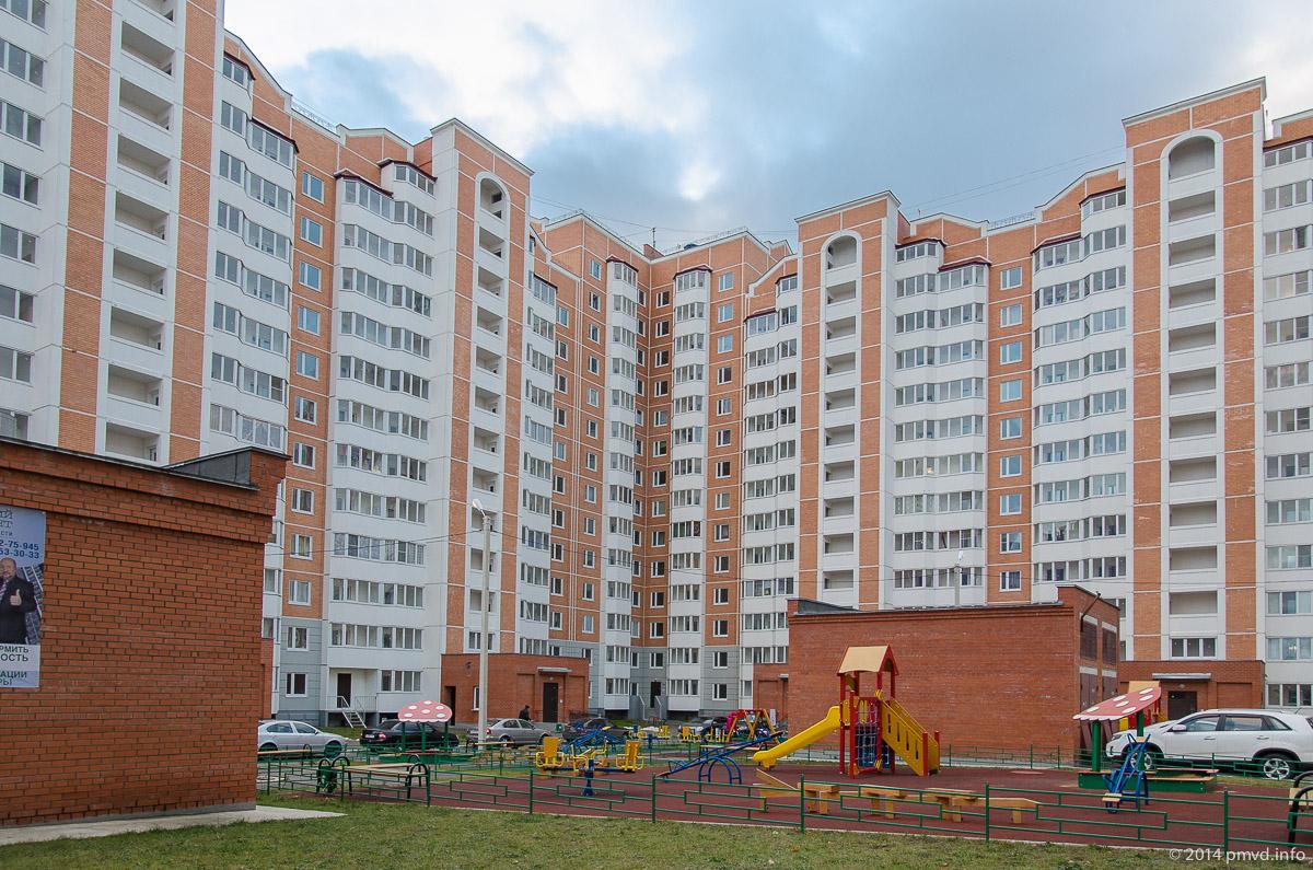 Новостройки в Чехове