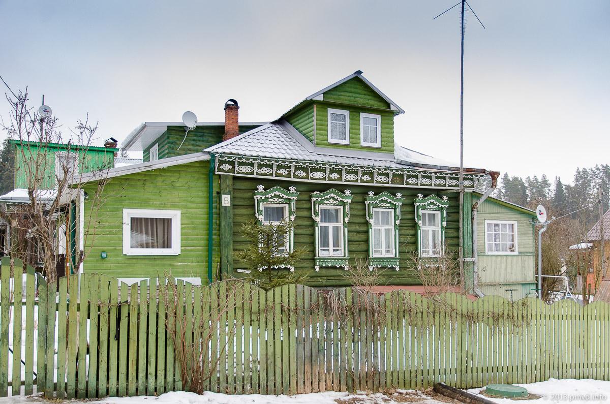 Дома в Дютьково