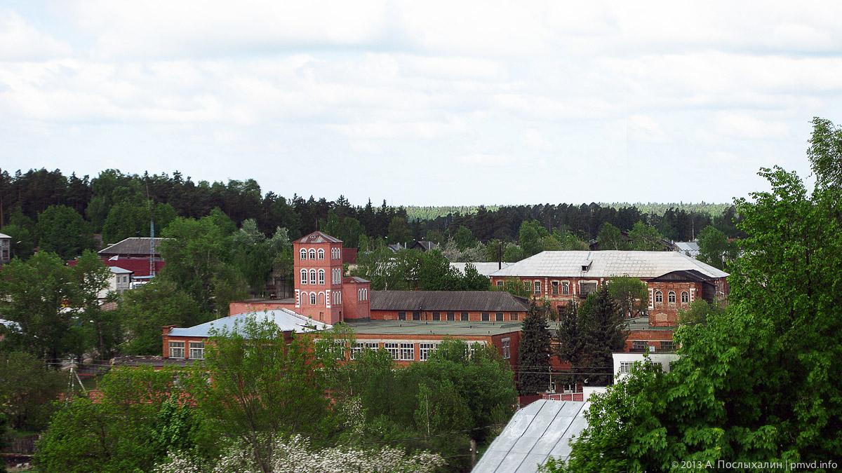 Фряново. Ткацкая фабрика