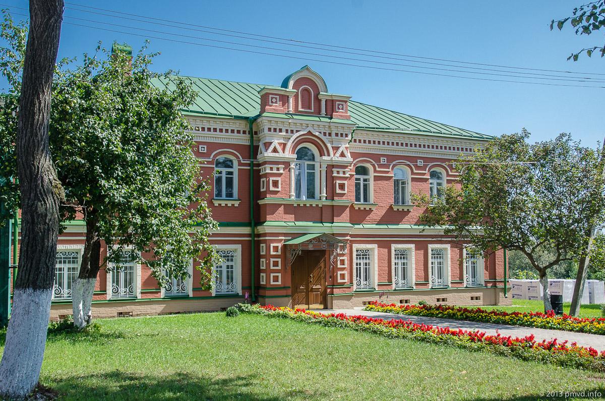 Покровский монастырь. Кельи монахинь