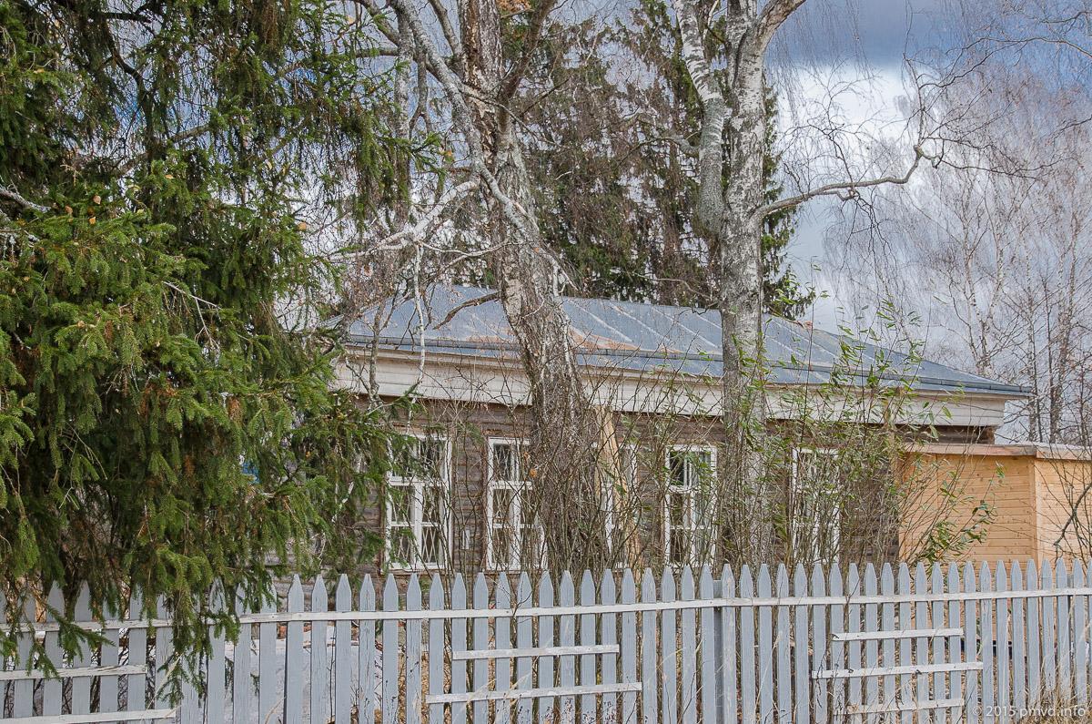 Земская школа в Мелихово