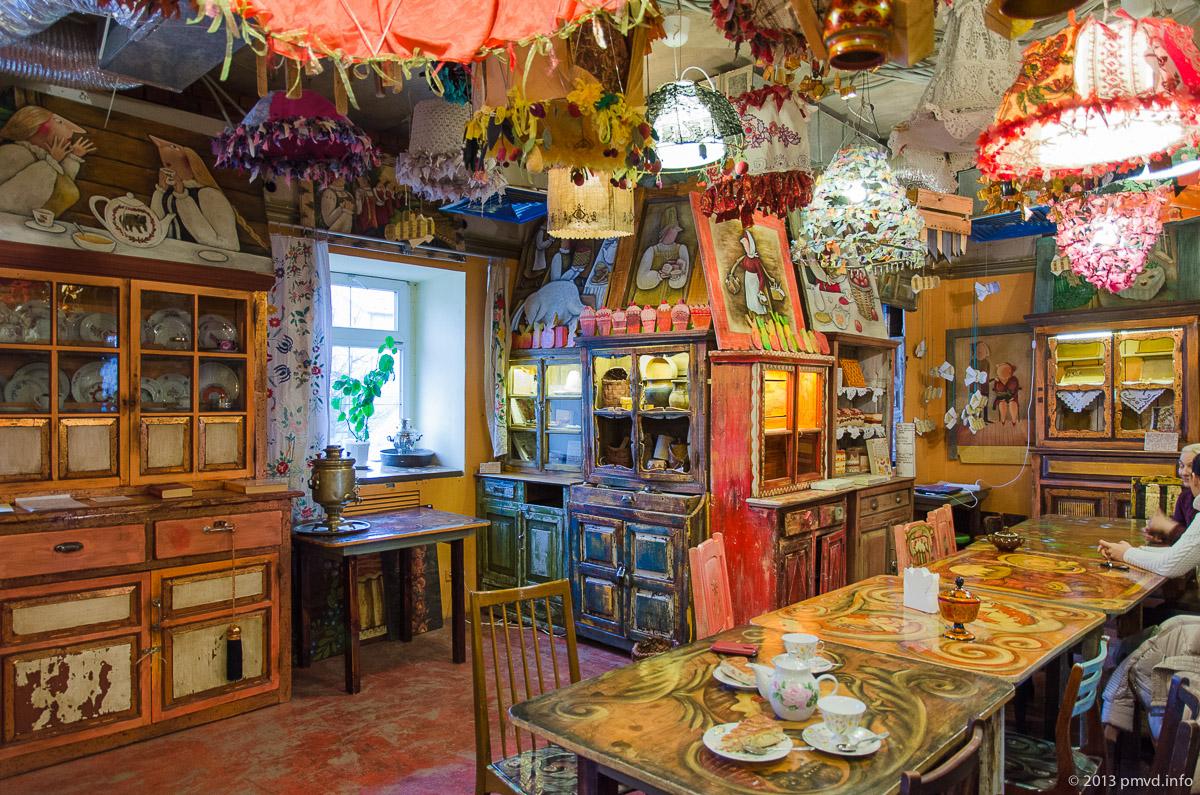 Буфеты в Музее Русского десерта