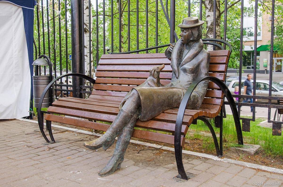 Одинцово. Городская скульптура