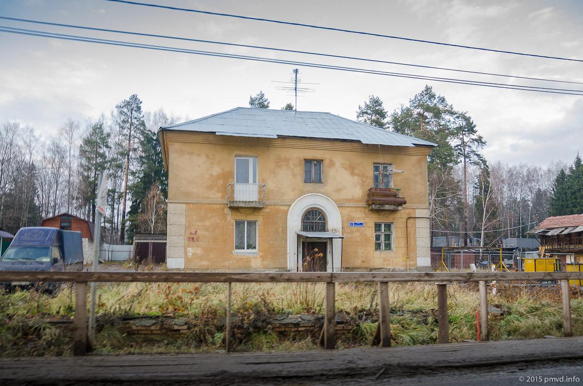Сталинки в Перхушково