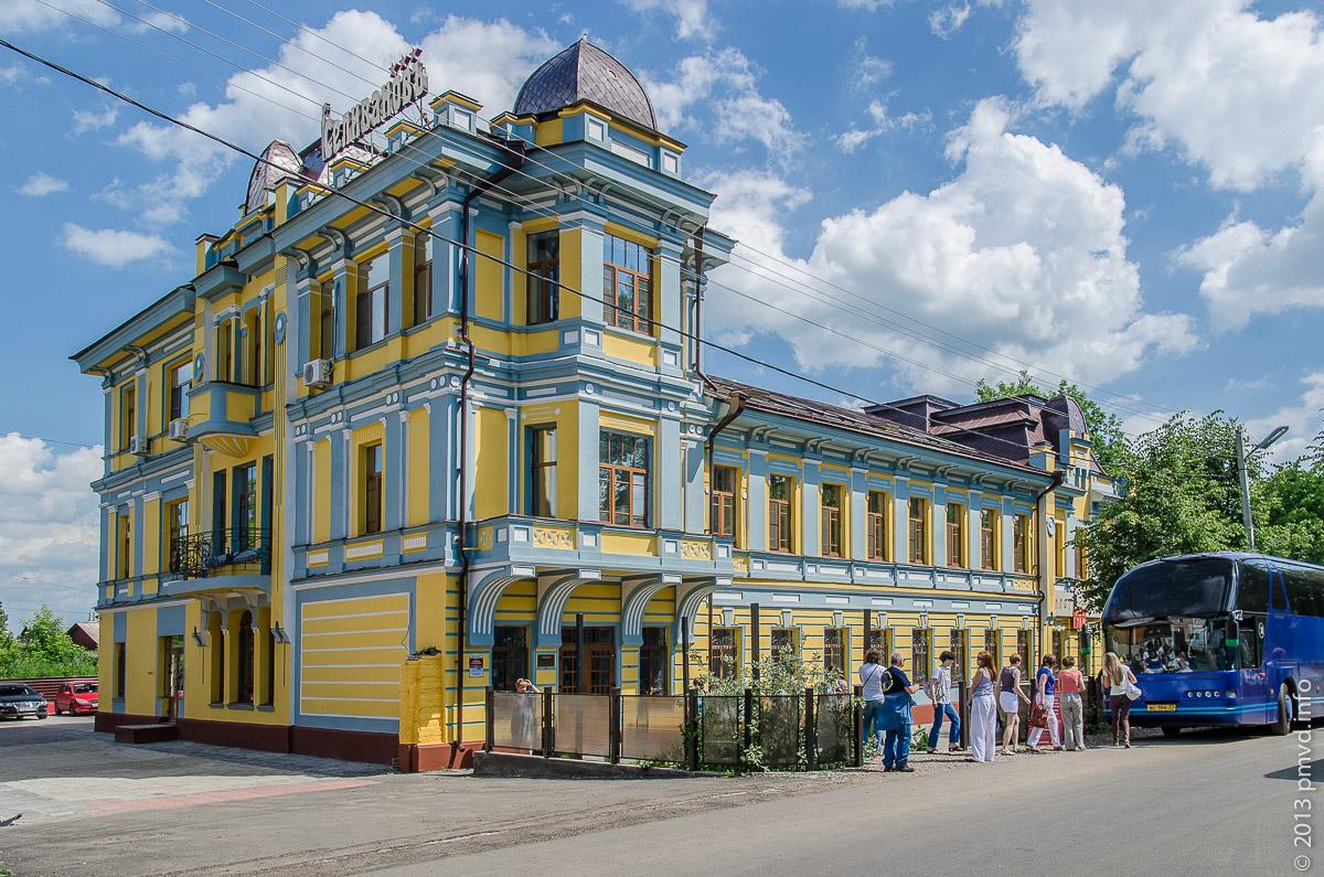 Ростов Великий. Селивановъ