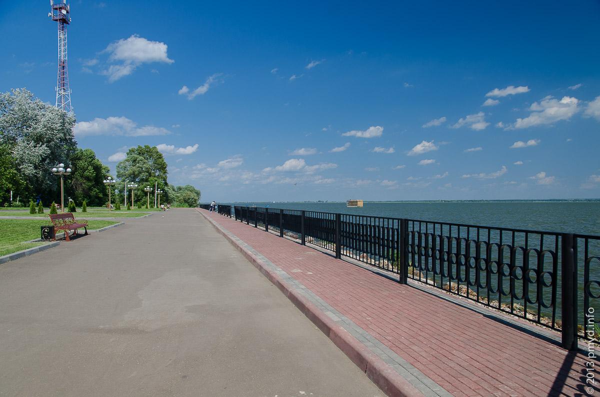 Ростов Великий. Набережная
