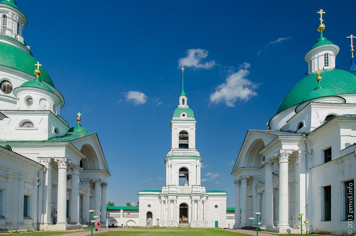 Спасо-Яковлевский монастырь.