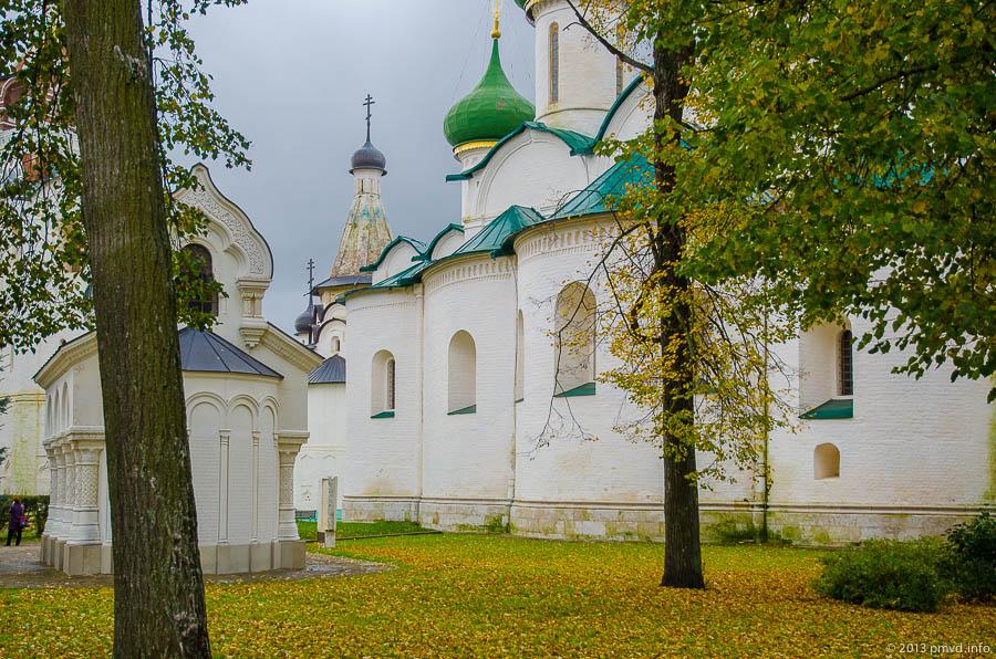 Суздаль. Спасо-Евфимиеский монастырь.