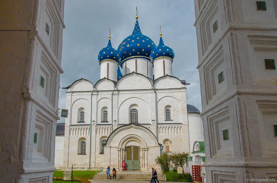 Суздаль. Кремль. Рождественский собор