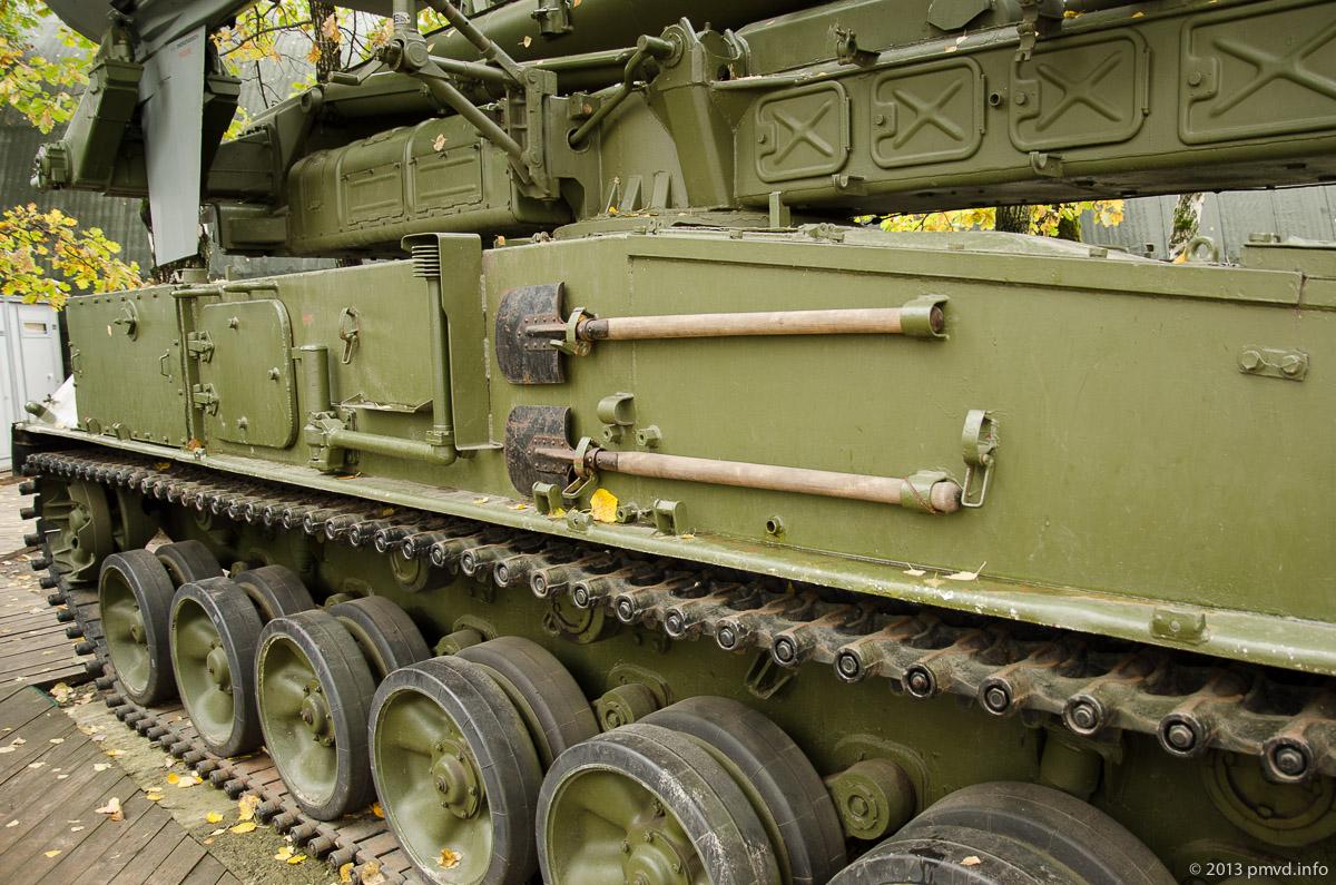 бронетехника в Музее Техники Вадима Задорожного