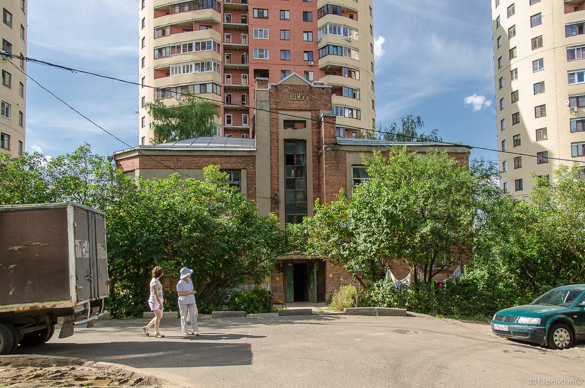 Троицк. Дом 1927 года