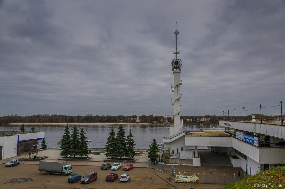 Ярославль. Семеновский мост