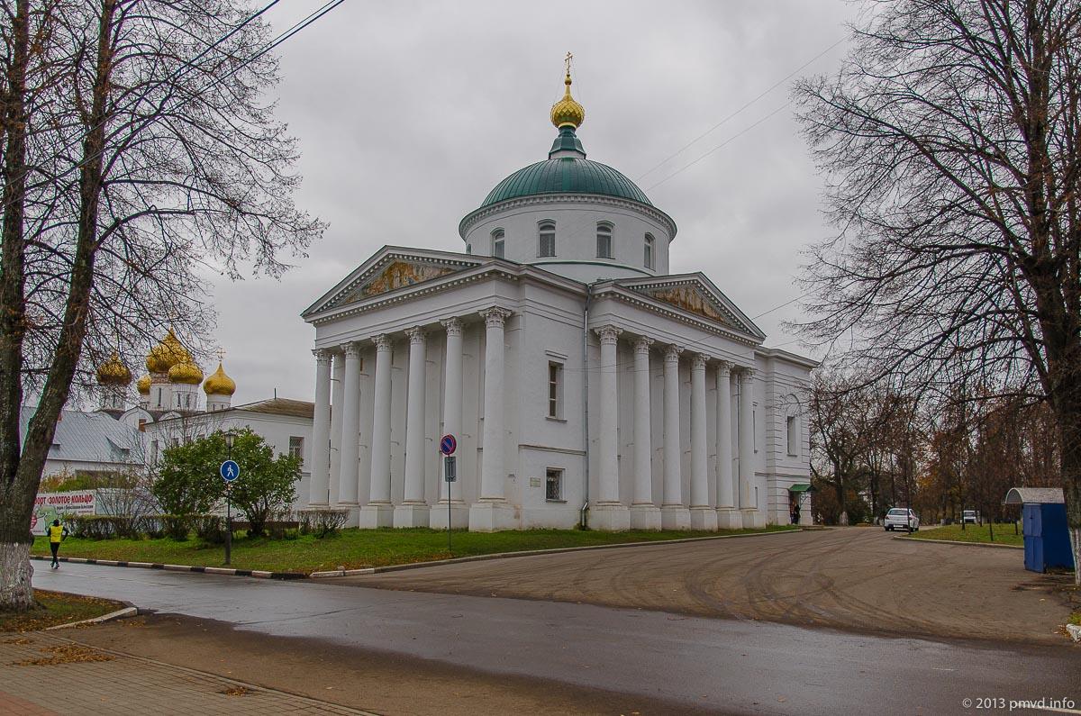 Ярославль. Тихоновская церковь.