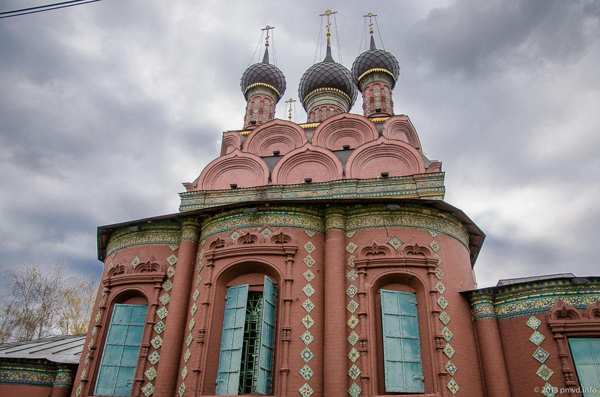 Ярославль. Богоявленская церковь