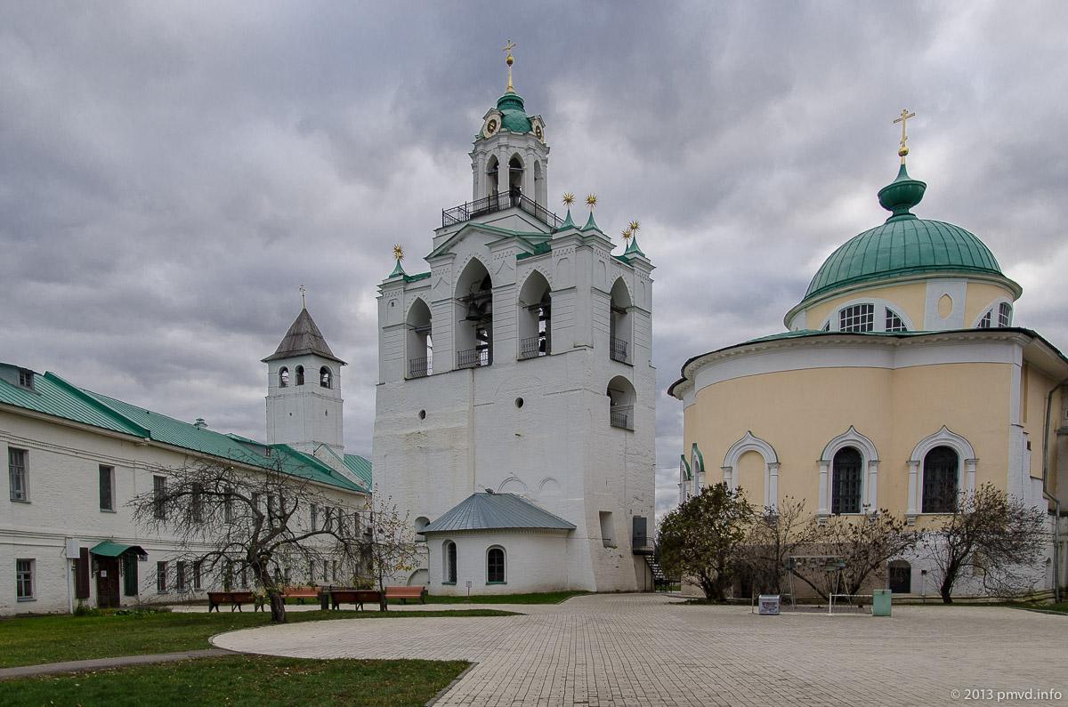 Ярославль. Спасо-Преображенский собор. Звонница