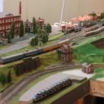 Макет железной дороги у Раменского