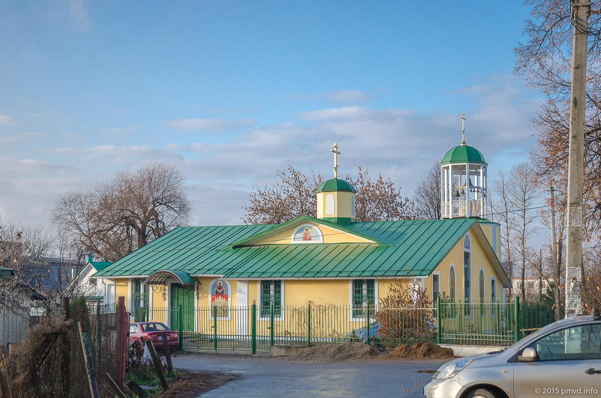 церковь в честь Новомучеников и исповедников Российских в Акулово