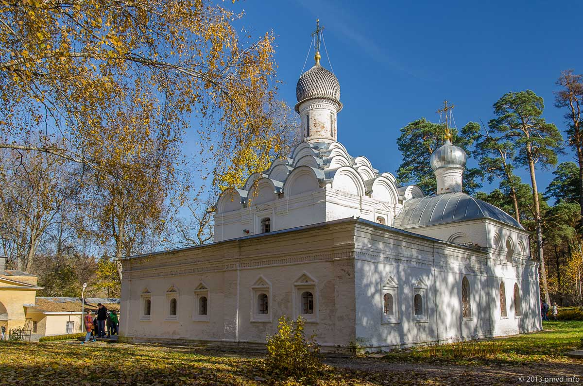 Архангельское. Храм Михаила Архангела