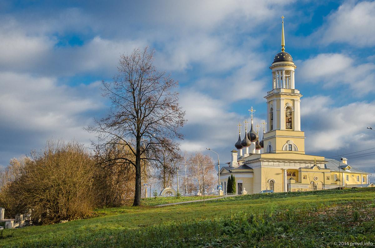 Чехов. Анно-Зачатьевская церковь