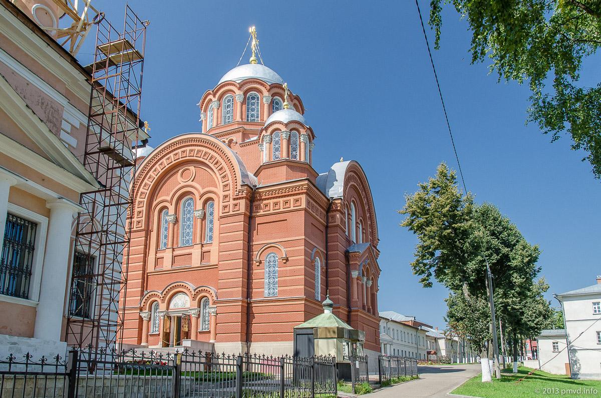 Покровский монастырь. Никольский собор