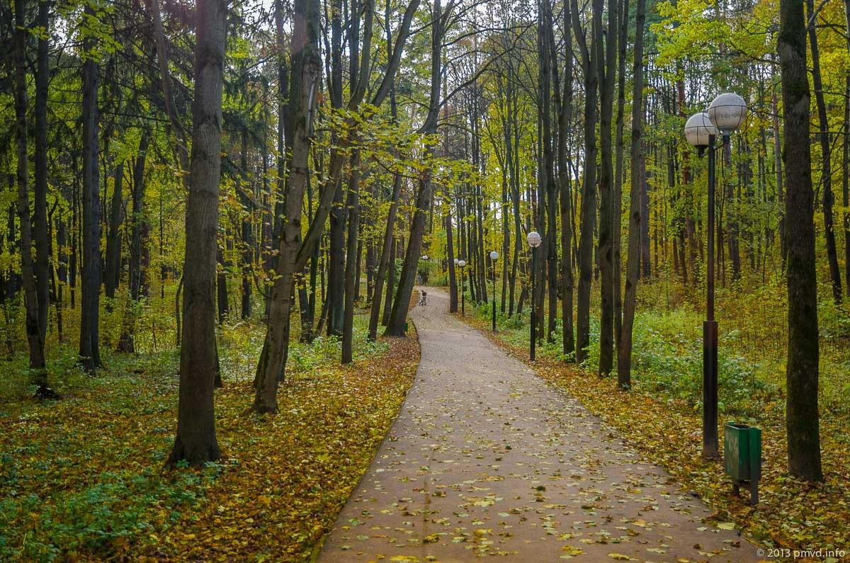 Красногорск. Городской парк.