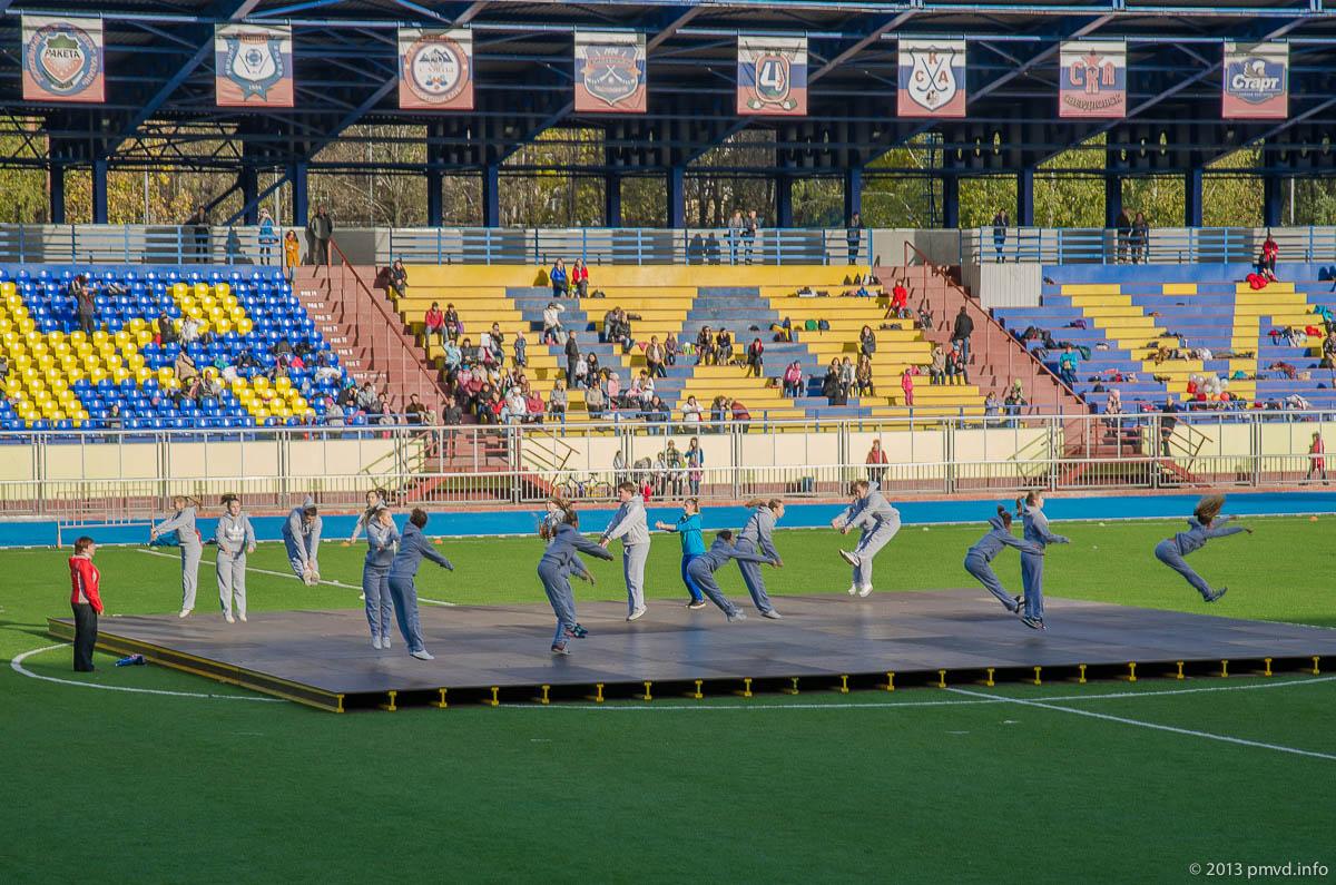 Красногорск. Стадион Зоркий
