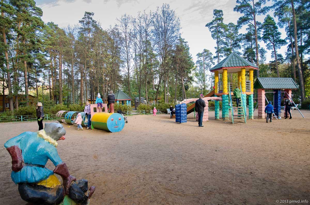 Красногорск. Детский парк Сказочный
