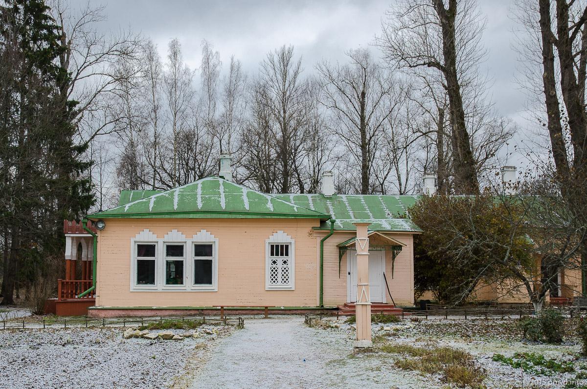 Усадебный дом в Мелихово