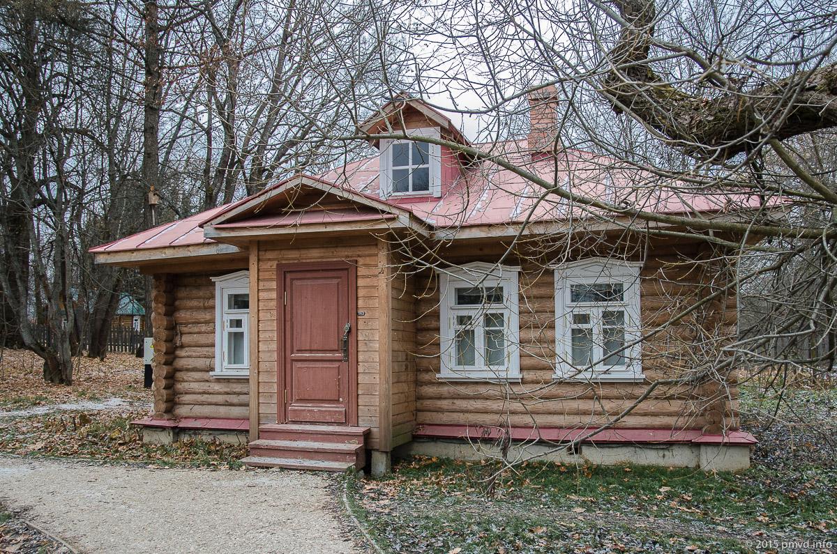 Баня в Мелихово