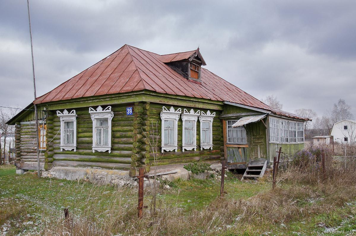 Пруд в Мелихово