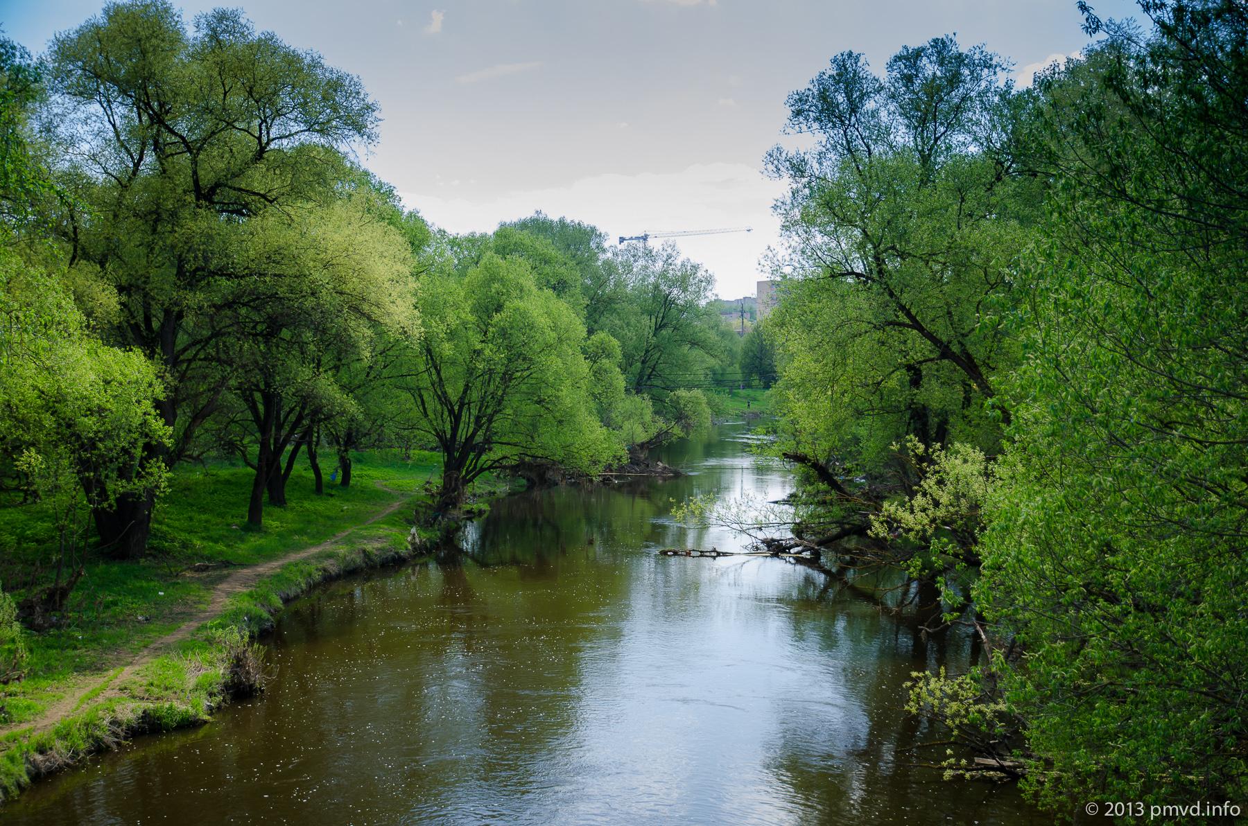 Река Нара. Наро-Фоминск.
