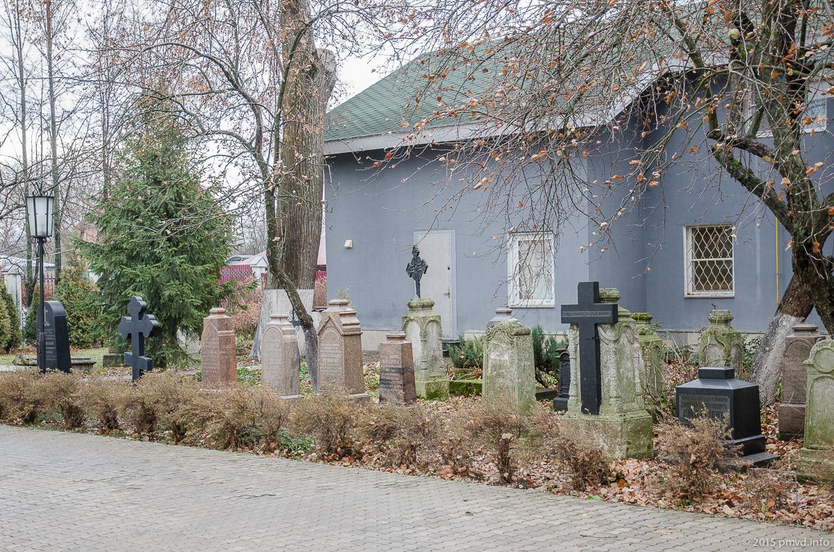 Покровский храм в Перхушково