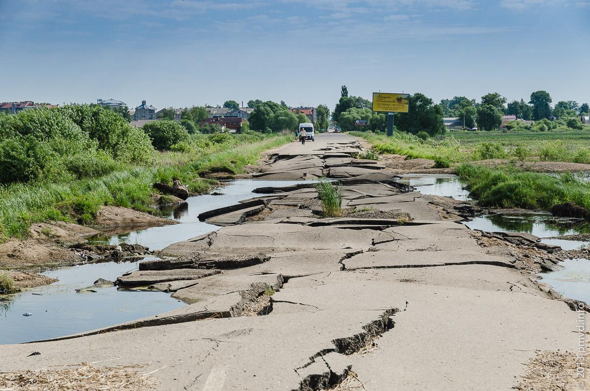 Провал грунта в Ростове Великом