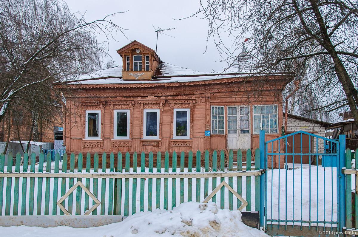 Старинный домик в Сколково