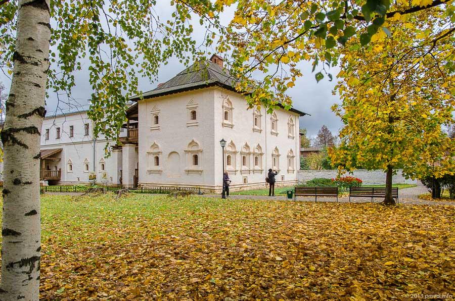 Суздаль. Спасо-Евфимиеский монастырь. Братский корпус