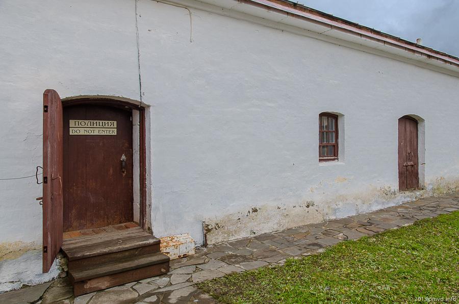 Суздаль. Спасо-Евфимиеский монастырь. Тюремный корпус
