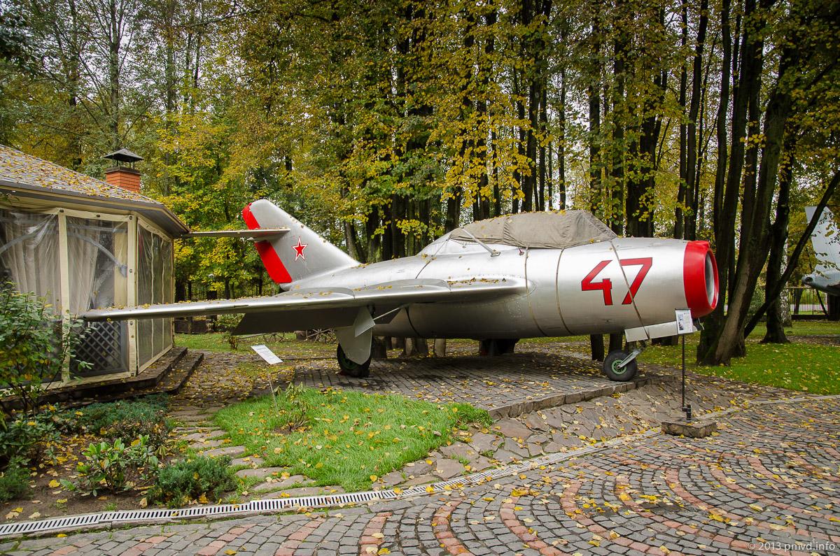 МиГ-15УТИ в Музее Техники Вадима Задорожного