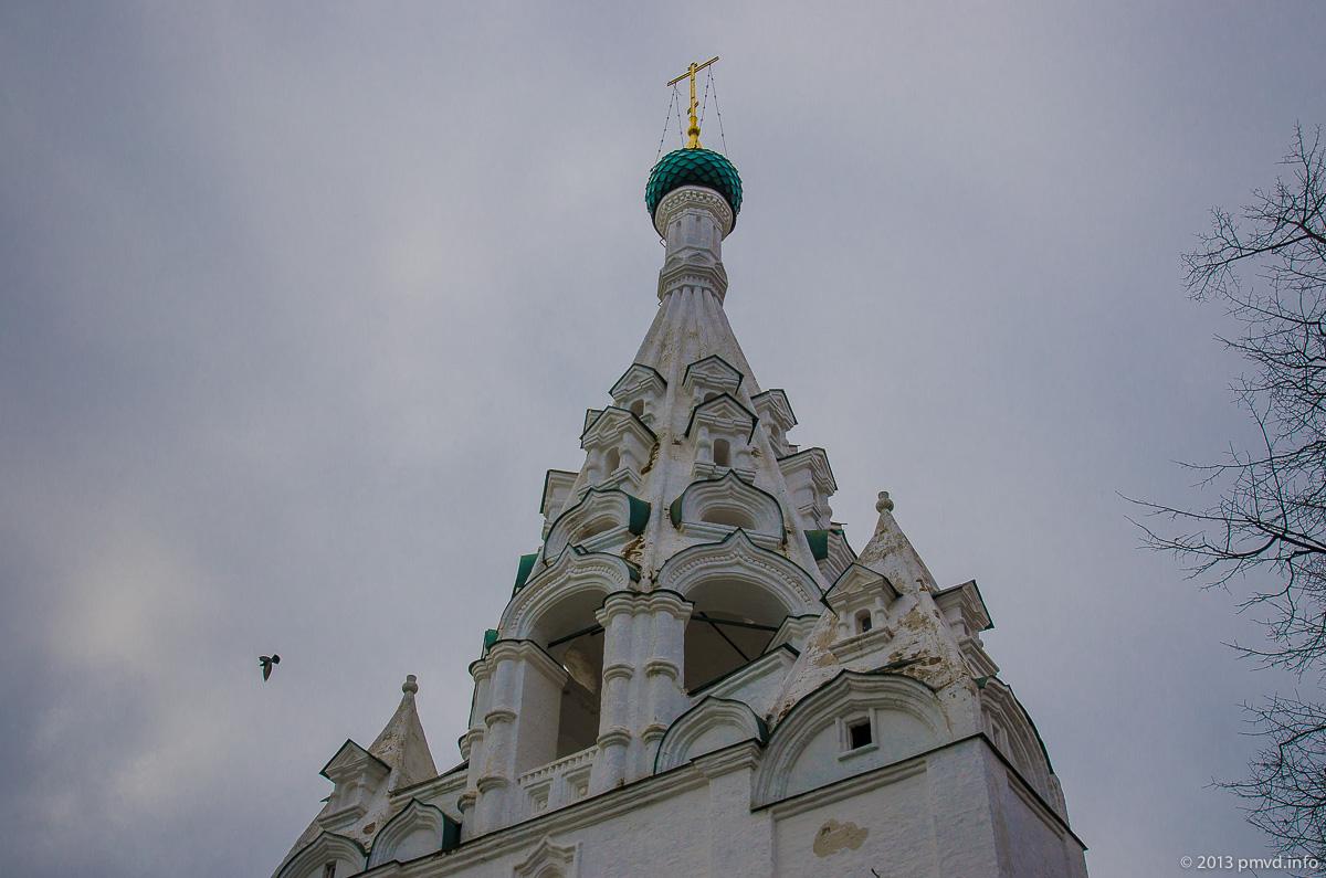 Ярославль. Церковь Гурия, Самона и Авива