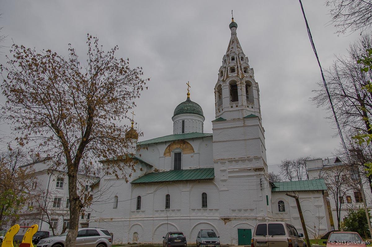 Ярославль. Церковь Николы Надеина