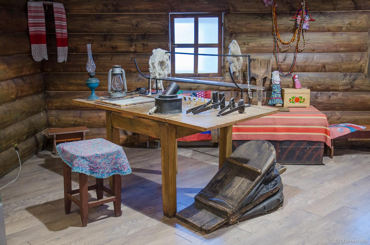 Клин. Высоковск. Традиционное кустарное стекольное производство