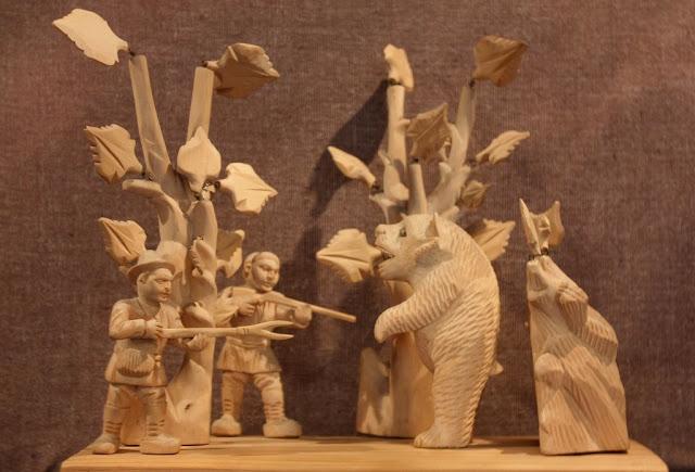 Сергиев Посад. Музей игрушки.