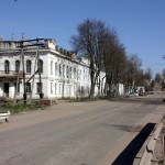 Центральная улица Зубцова